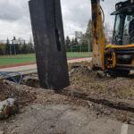prace budowlane kanalizacja