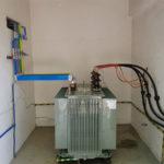 Stacja transformatorowa instalacje montaż